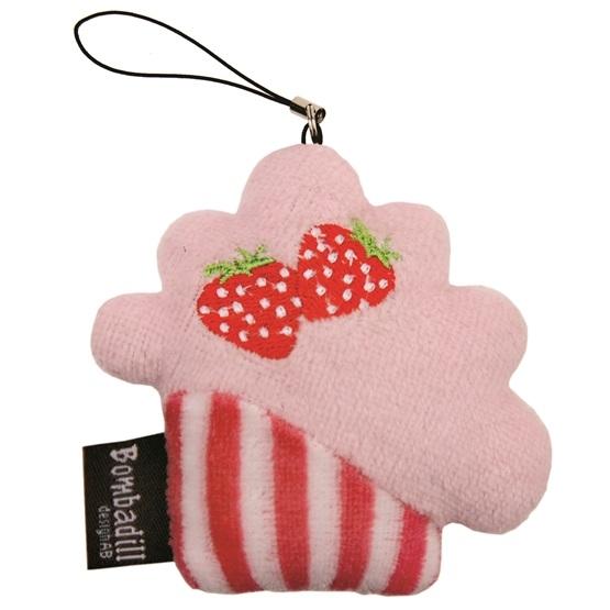 Mobilsmycke - Cupcake