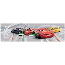 Disney - Cars / Bilar Tapetbård 5M