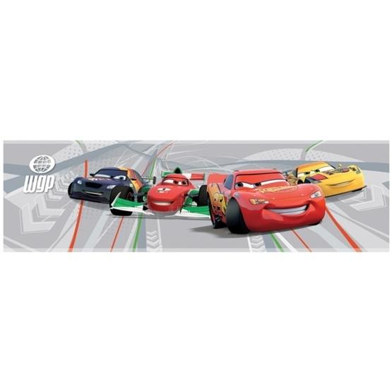 Disney - Cars / Bilar Tapetbård 5M