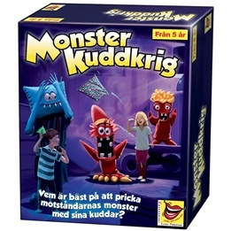 Alf - Spel Monsterkuddkrig