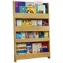 Tidy Books - Bookcase No Letters  - Natur