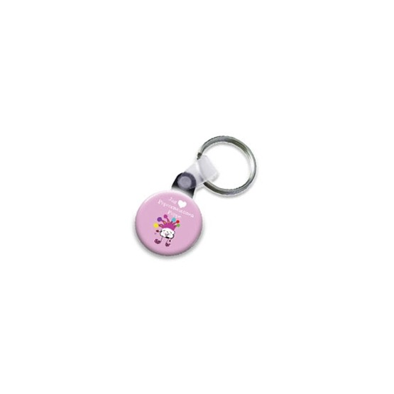 Poppe - Nyckelring