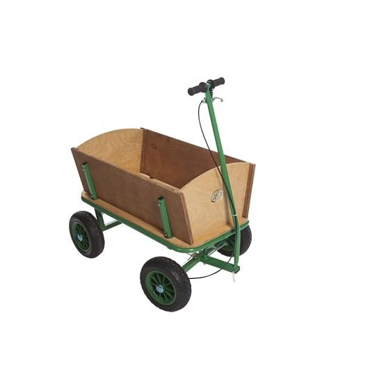 axi - strandvagn
