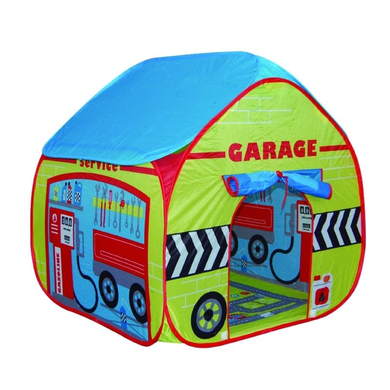 Pop Up Garage : Pop up tält garage lektält litenleker