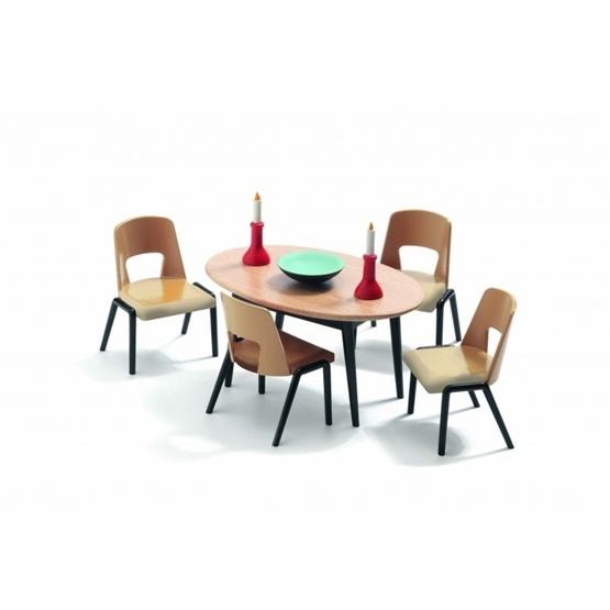 Djeco - The Dining Room