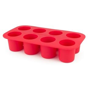 Barnmatsburken - Portionsform Röd