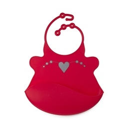 Barnmatsburken - Haklapp Röd