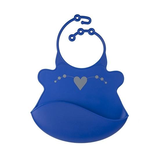 Barnmatsburken - Haklapp Blå