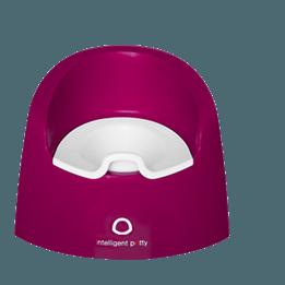 Intelligent Potty - Pottstol Standard - Rubin Röd