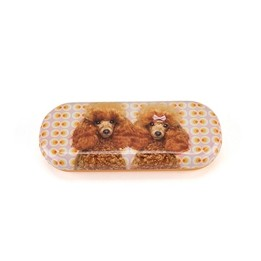 Catseye - Poodle Love Glasses Case