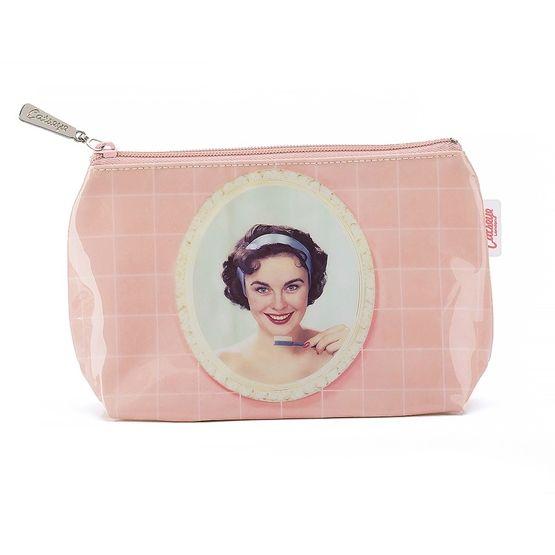 Catseye - Toothbrush Girl Small Bag