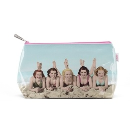 Catseye - Beach Women Washbag