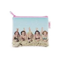 Catseye - Beach Women Coin Purse