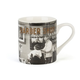 Catseye - Barber Shop Mug