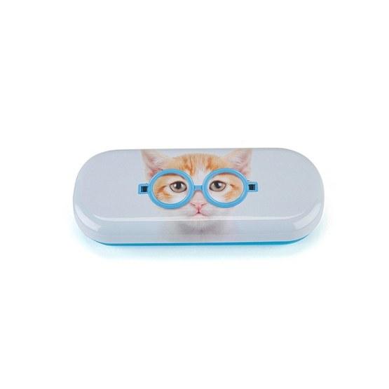Catseye - Glasses Cat, Glasses Case
