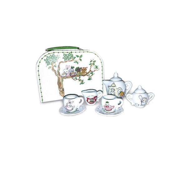 Brokiga - Brokiga Tea Set