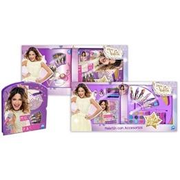 Disney - Violetta Rit- Och Målarset 61-Pack I Väska