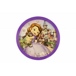 Disney - Sofia Den Första Väggklocka