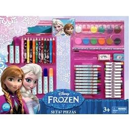Disney - Frozen Rit- Och Målarset 67-Pack