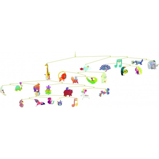 Djeco - Mobile, Carneval Of Animals