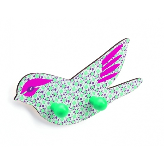 Djeco - Coat Hanger, Bird
