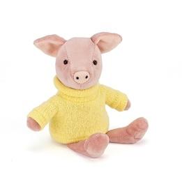 Jellycat Cordy Roy Pig Grisar Litenleker Se