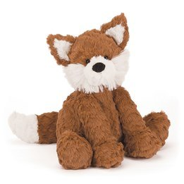 Jellycat - Fuddlewuddle Fox Medium