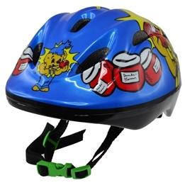 Tildas - Bamse Cykelhjälm Blå