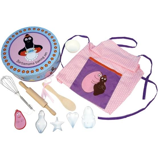 Barbo Toys - Barbapappa Bakset