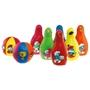 Barbo Toys - Smurfarna Mjukt Bowlingset