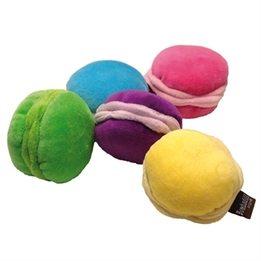 Macarons - Mixade Färger