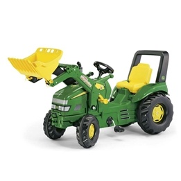 Rolly Toys - x-Trac John Deere med frontlastare