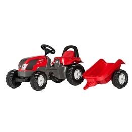 Rolly Toys - Rollykid Valtra traktor med släp