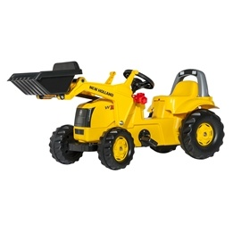 Rolly Toys - New holland Construction W190C lastmaskin