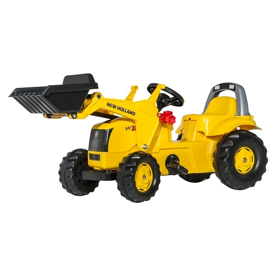 Rolly Toys - Rollykid Newholland Construction W190C - Rollykid Lader