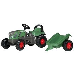 Rolly Toys - Fendt Vario 516 Traktor med släp