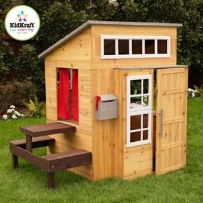 Kidkraft - Lekstuga - Modern Outdoor Playhouse