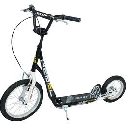 Sulov - Sparkcykel Rebel Black/White
