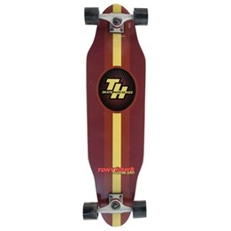 Tony Hawk - Skateboard - Tony Hawk - Long Board 34""