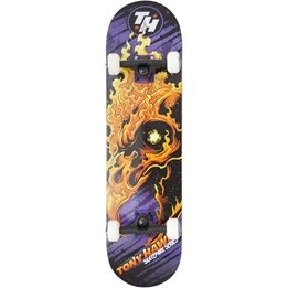 Tony Hawk - Skateboard - Tony Hawk - Flaming Hawk, Tour Series 31""