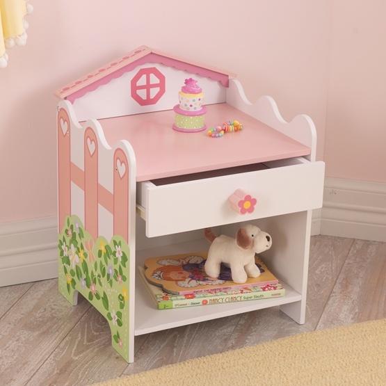 Kidkraft - Sängbord - Dollhouse