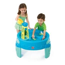 Step2 - Lekbord med vattenhjul