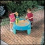 Step2 - Waterwheel Play Table