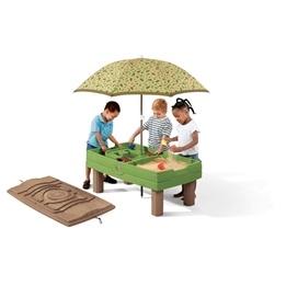 Step2 - Lekbord Sand- och vattenaktiviteter