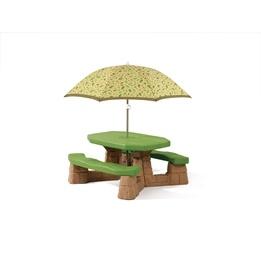 Step2 - Picknickbord med parasoll