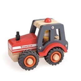Egmont Toys - Traktor I Trä