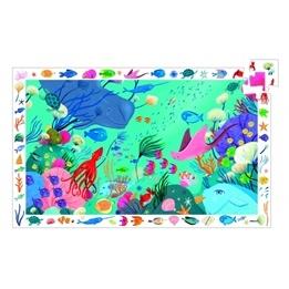 Djeco - Pussel - Aquatic