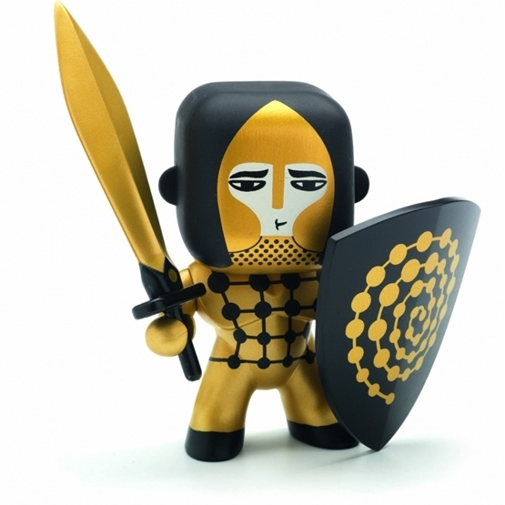 Djeco - Arty Toys - Golden Knight