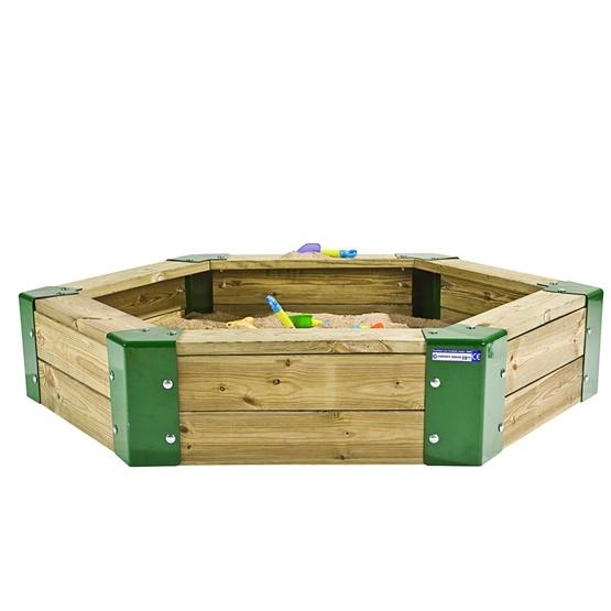 Hörby Bruk - Sandlåda med skydd - 150