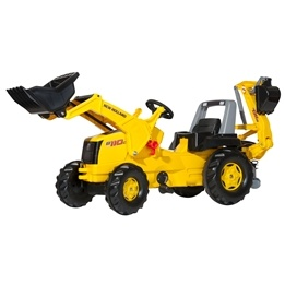 Rolly Toys - Rollyjunior New holland Construction B110 front- och baklastare